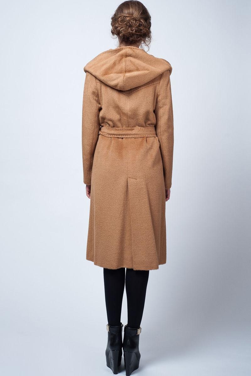 Кашемировое пальто женское 2017  купить в Москве