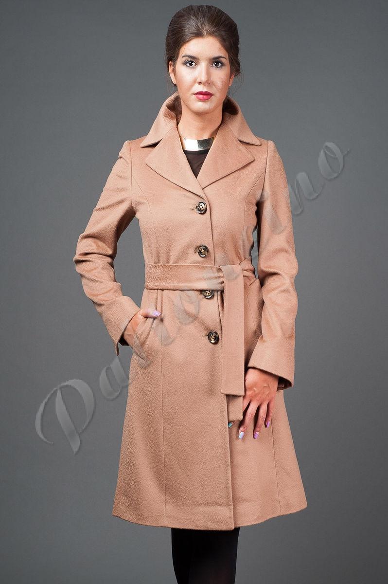 a7fd3bfd3fb Пальто бежевое классическое new